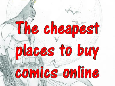 Cheap graphic novels