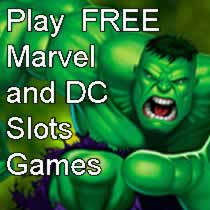 Free Marvel and DV Slots Games