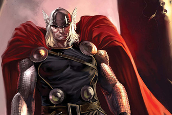 2011 Thor movie cast update