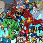 Superhero Squad Cartoon