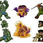 Superhero Squad Cartoon