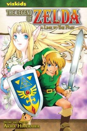 A Link to the Past - Zelda Manga