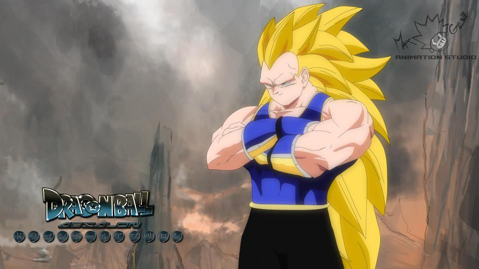 Dragon Ball Absalon episode 2 test footage