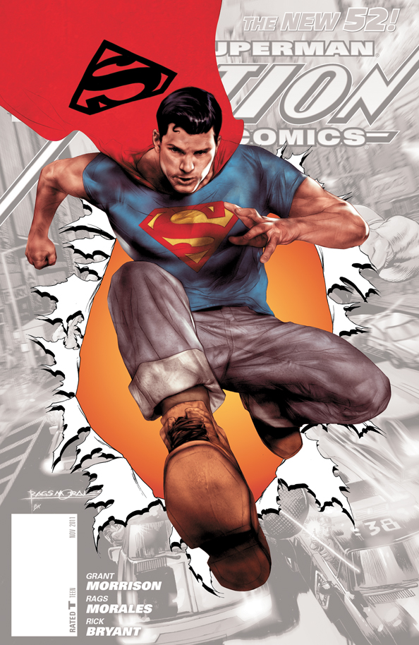 Action comics #0 Review