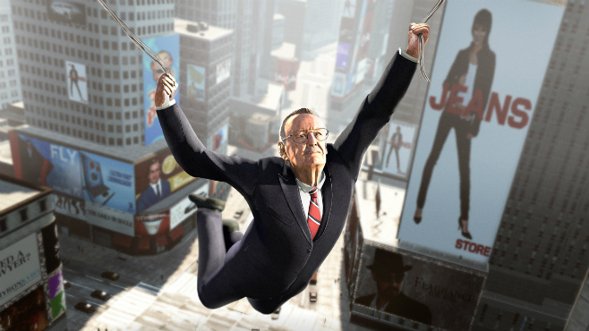 Amazing Spider-Man game lets you play as Stan Lee