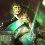 Amazing Spiderman Lizard Concept Art