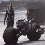 Anne Hathaway gets ears on the Catwoman Costume