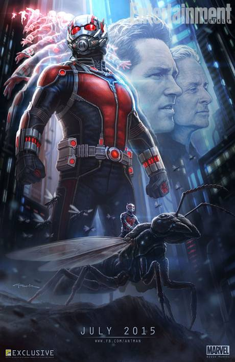 Ant-man poster confirms he can talk to ants