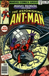 Ant Man release date heading for 2015