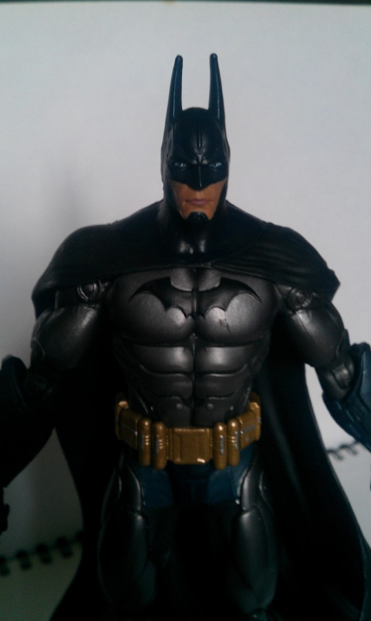 Arkham Asylum Series 2 Armored Batman Toy Review