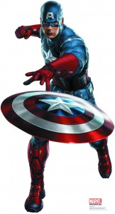 Avengers Cardboard Cutouts