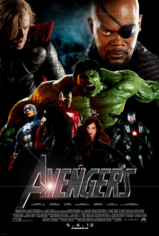 Avengers 2 movie
