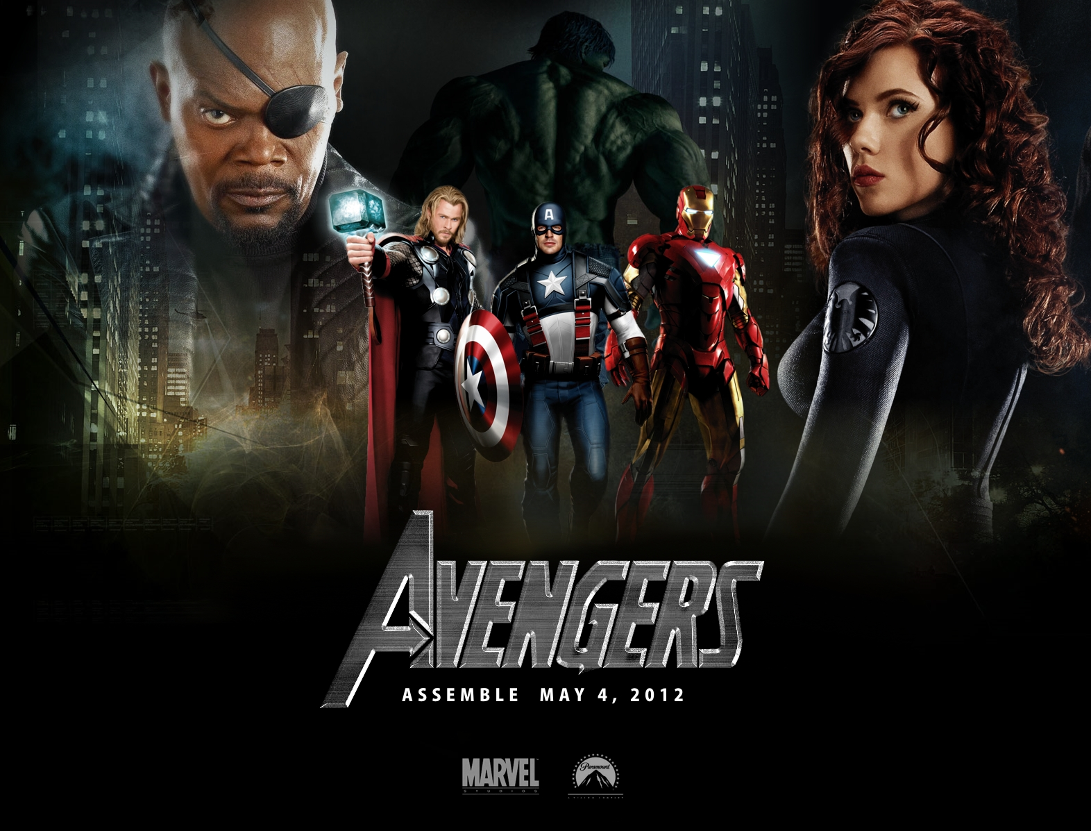 Avengers movie release date