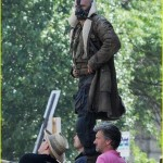 Bane Pictures and Footage From TDKR Pittsburgh Set