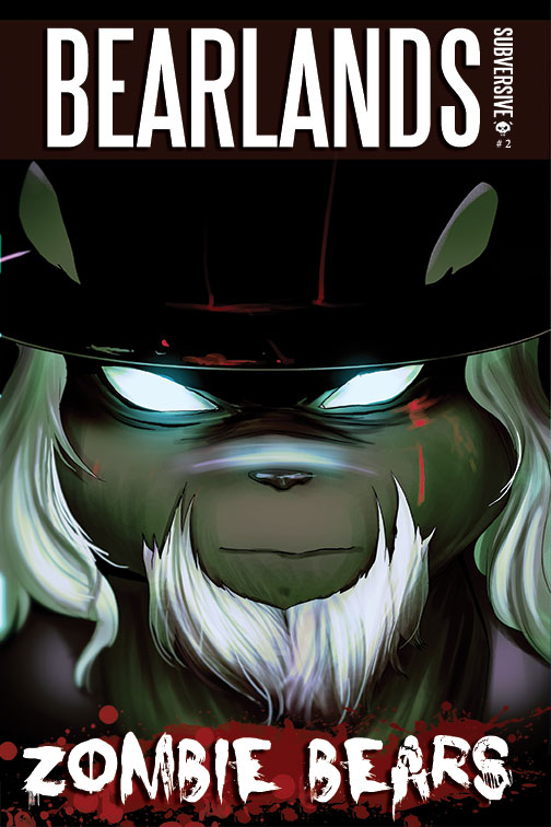 Bearlands #2 Review
