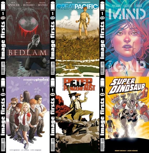 Comics Out this week - Wednesday 1st of May 2013