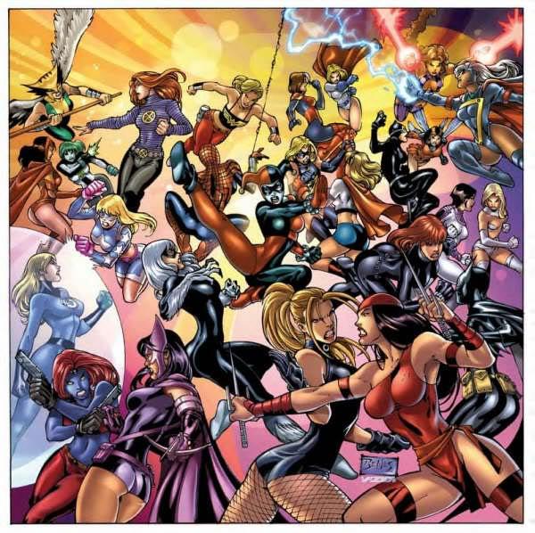 Comics Links