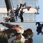 Comparing before and after on Iron Man 3 CGI