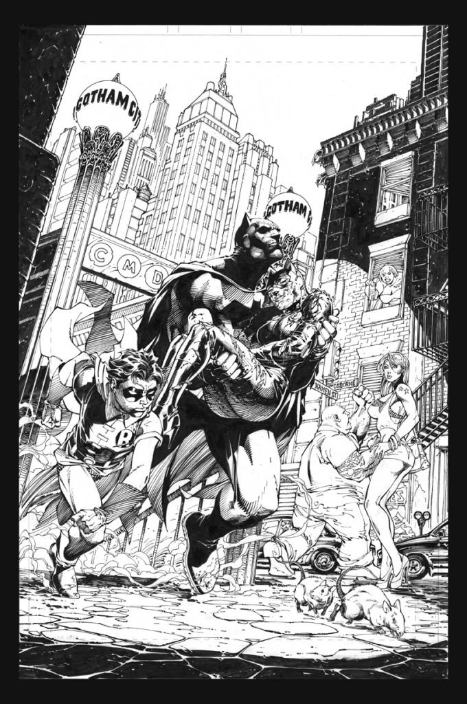 Dark Knight : Boy Wonder