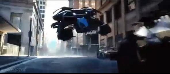 Dark Knight Rises Catwoman Trailer