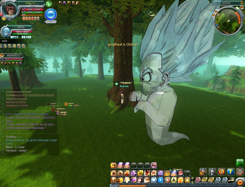 Dragon Ball Online MMO