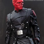 First clear shot of Hugo Weaving as the Red Skull