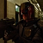 First image of New Judge Dredd