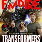 First picture of Transformers 4 Optimus Prime in Empire