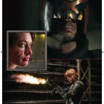 Free Dredd 3D Prequel Comic - Top of the world Ma-Ma