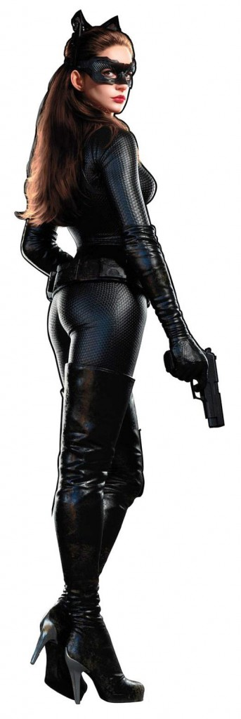 Full Body Shot of Catwoman Hottie Alert