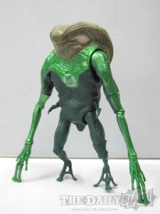 Green Lantern G'hu and Rot Lop toys