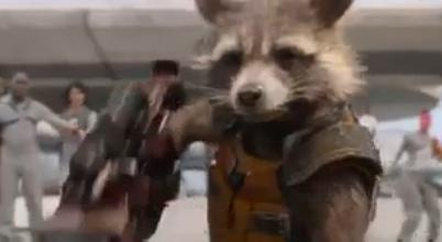 Guardians of the Galaxy trailer #2