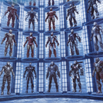 Iron Man 3 gets a hall of armor in latest leaked promo picture