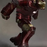 Iron Man movie Hulk Buster armor concept art leaked