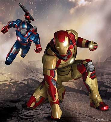 Iron Man movie news