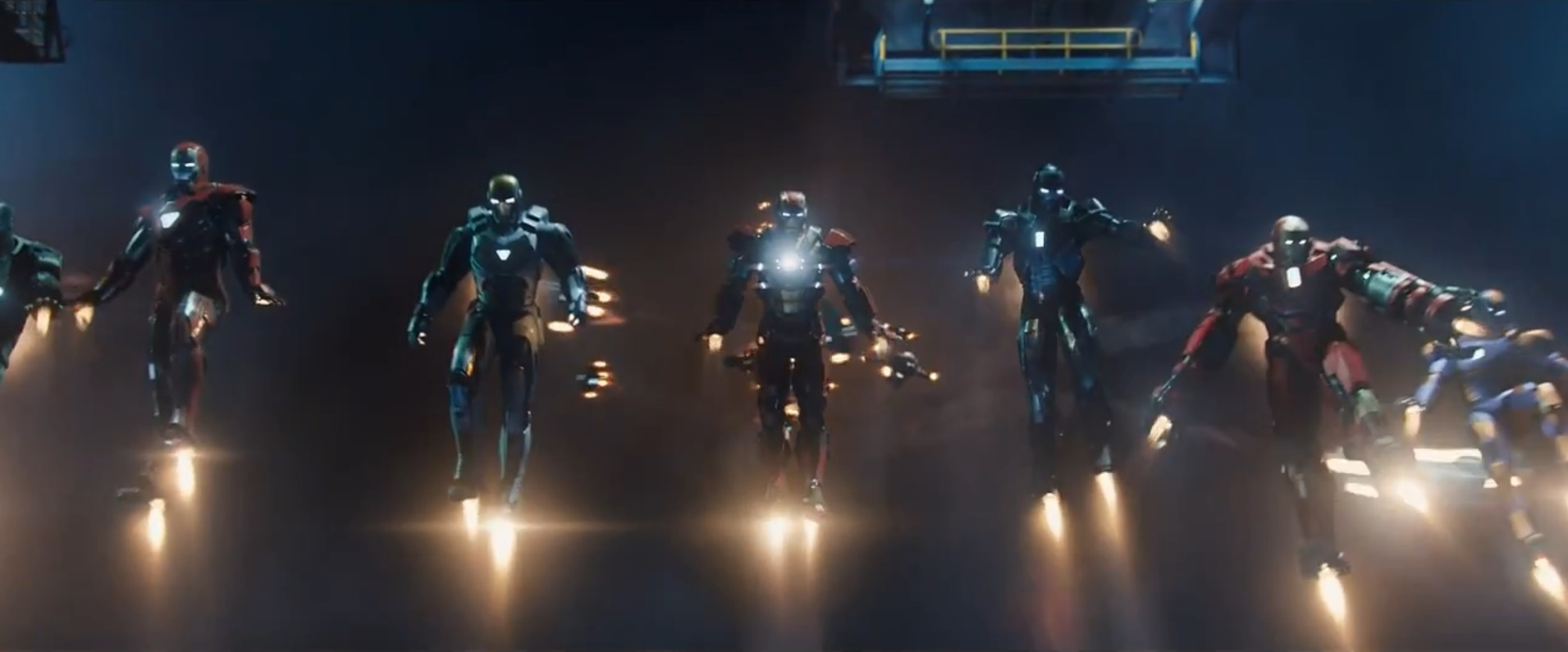 Iron Man 3 Trailer Screen Grabs And Wallpapers Image