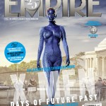 Jennifer Lawrence as Mystique from Empire Magazine