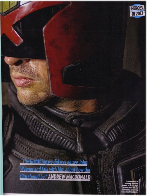 Judge Dredd Movie