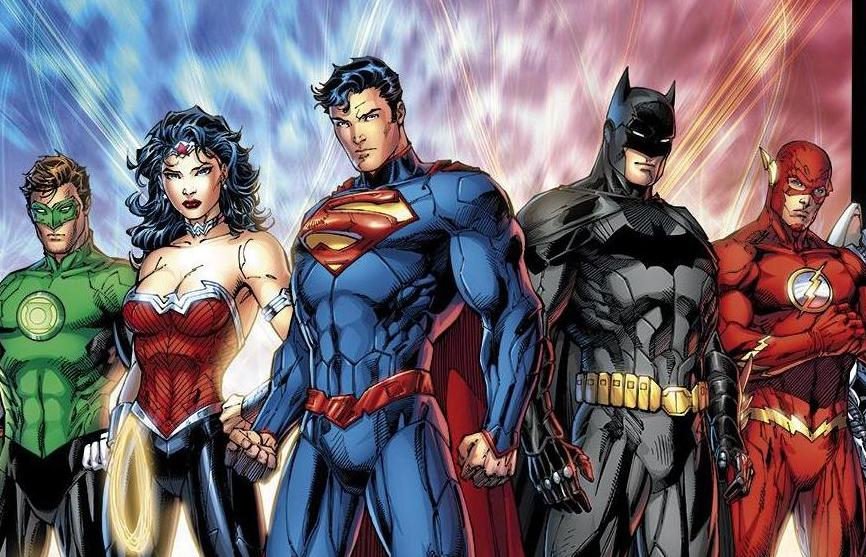 Justice League team line up