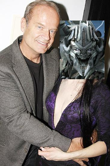 Kelsey Grammer joins the cast of Transformers 4 as the lead human villain