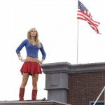 Laura Vandervoort as Supergirl in Smallville
