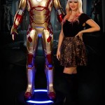 Life Sized Iron Man Mark 42 for only $8499.99