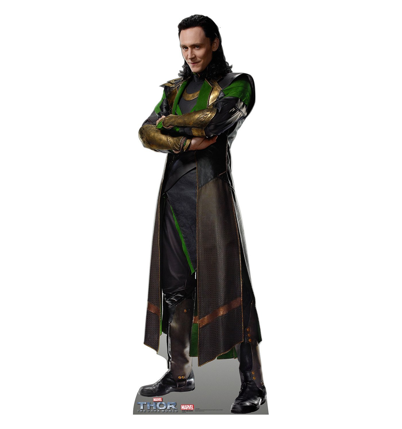 Loki Standup cardboard cut out released