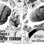Mazinger Z Manga Review