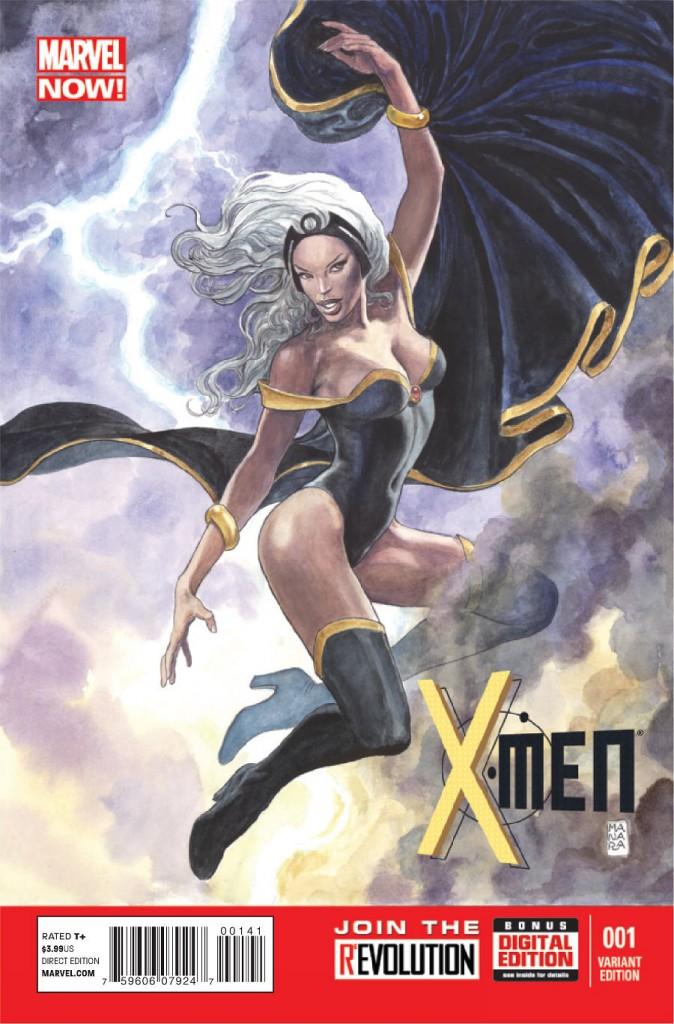 X Men Storm Toys 15
