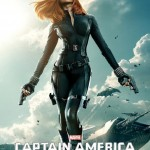 New Black Widow poster for Captain America 2