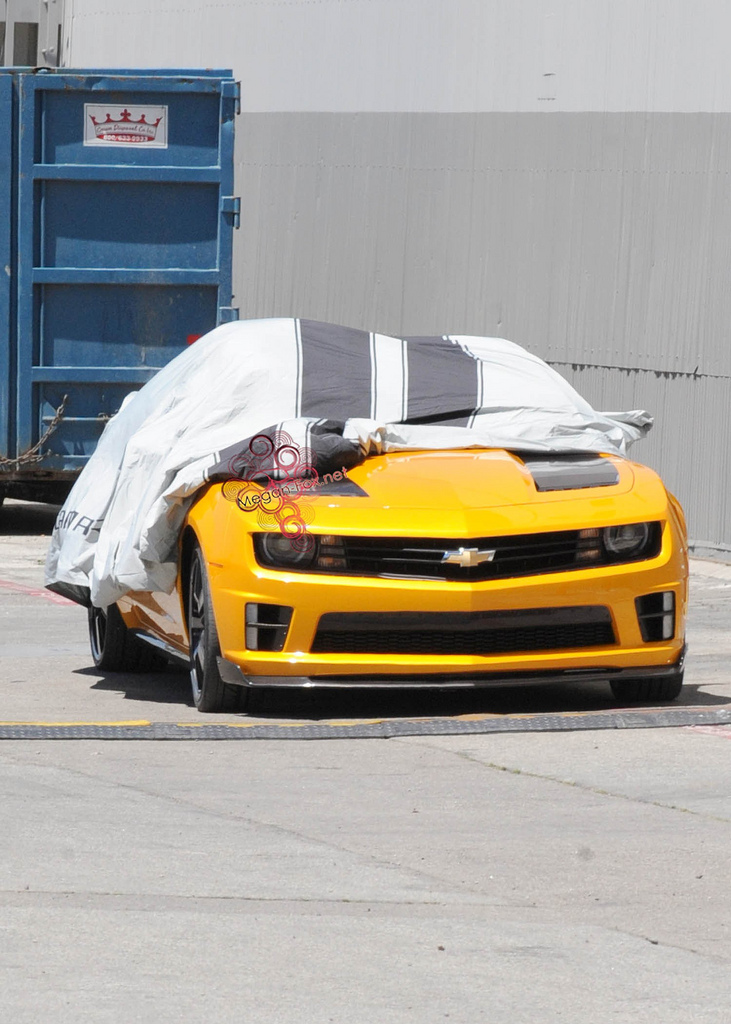 New Look Transformers 3 Bumblebee