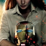 Pepper Potts Poster for Iron Man 3
