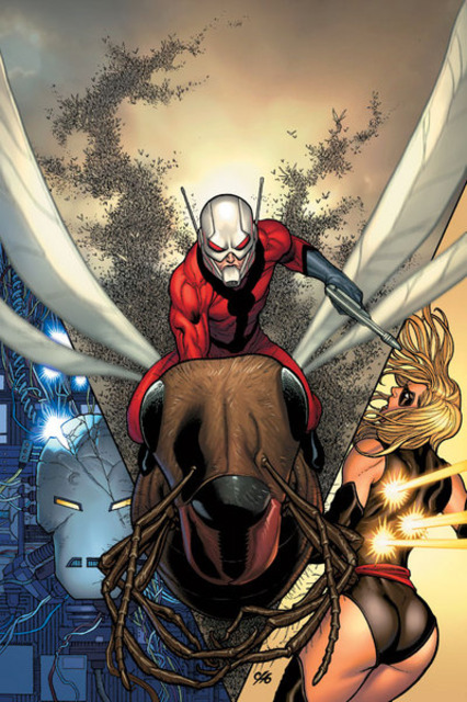 Peyton Reed signs up to direct Ant Man