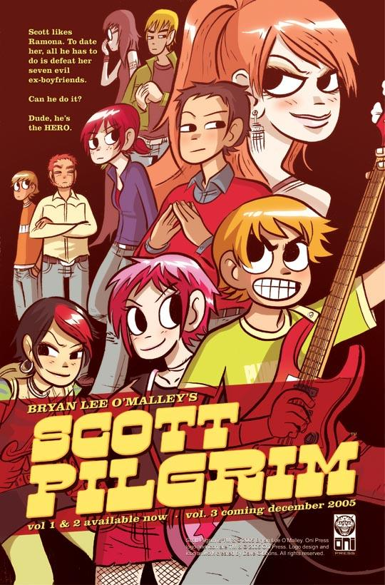 Scott Pilgrim Vs The World Trailer Cast And Release Date